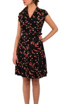 King Louie Emmy Dress Fleurette
